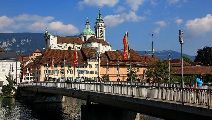 St.-Ursen-Kathedrale Solothurn.