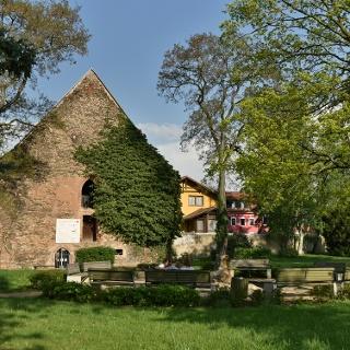 Das ehemalige Dominikanerinnenkloster und Kornhaus