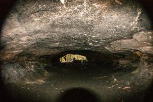 Foto Blick aus dem Diebskeller am Quirl
