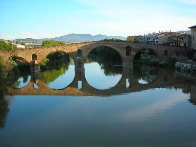 Puente la Reina: Brücke