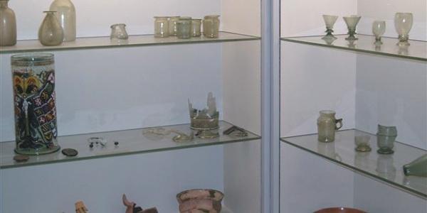 Ausstellung im Erich-Mäder-Glasmuseum
