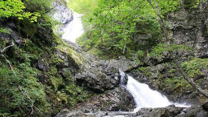 Uisge Bán Falls