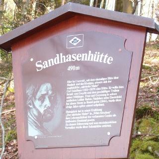 Sandhasenhütte