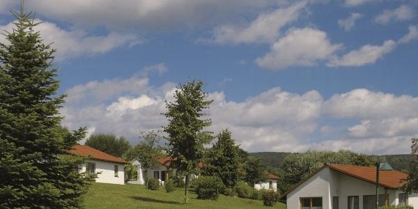 Ferienhaus Uslar GmbH, Ansicht des Feriendorfes