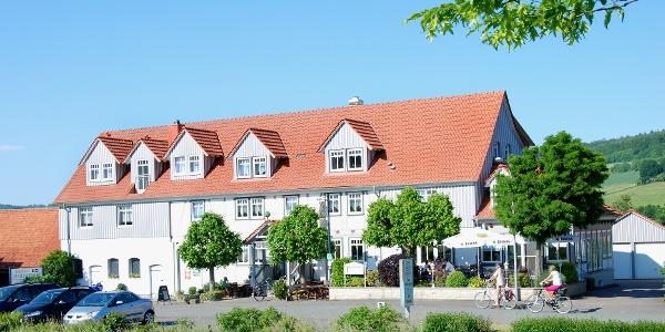 Gasthaus Zum Lindenwirt in Oberweser