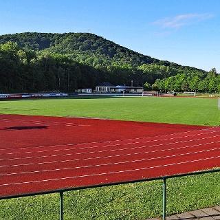 Stadion des Friedens Freital