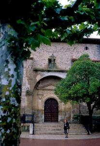 Belorado: Kirche