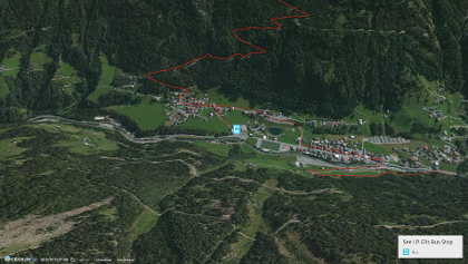 long distance hiking trail in Graubuenden: HHT2 / MT6 / MT8 Culinary Delight Hut Hiking Tour