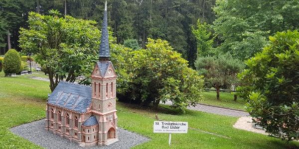 St. Trinitatiskirche Bad Elster im Klein-Vogtland