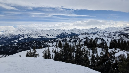 Ausblick vom Wannenkopf