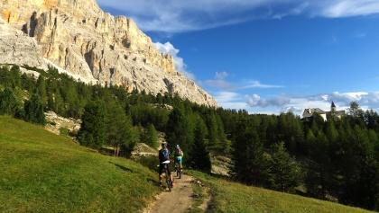 Trail zur Heiligkreuzkirche