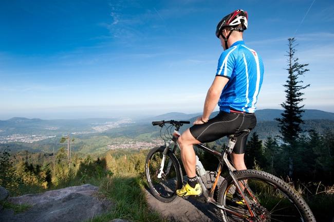 Eyachtal und Langmartskopf - Mountainbiketour zur Teufelsmühle