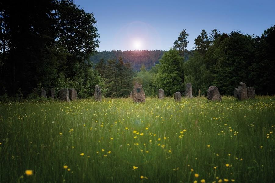 8 Mystik-Runde, Wanderglück Schömberg
