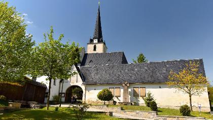 Bergkirche Schleiz