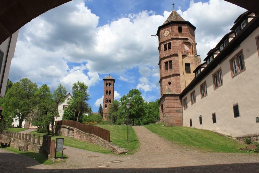 Klosterroute Nordschwarzwald