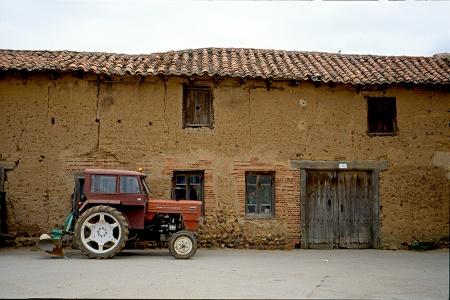 Abschied von San Martin del Camino
