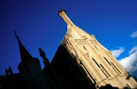 Abschied von Astorga und von Gaudi