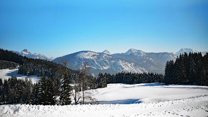 Ausblick Alpe Stubental