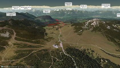 Mountainbike-tour in Südtirols Süden: Dolomitentage 5.-und letzte Etappe ...