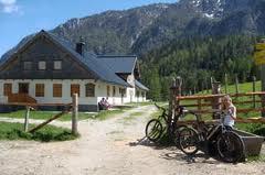 golling jochalm route mountainbike. Black Bedroom Furniture Sets. Home Design Ideas