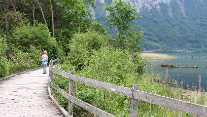 Unterseener Uferweg.