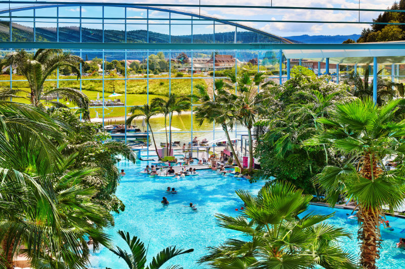 Spa And Water Paradise Badeparadies Schwarzwald Water Park Outdooractive Com