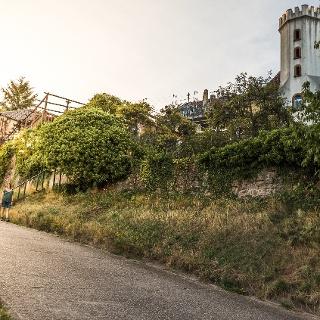 Slevogthof über Leinsweiler