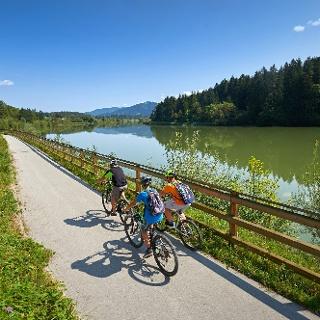 Drava River Cycling Route