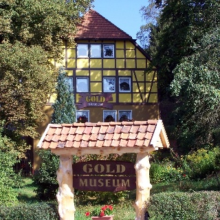 Goldmuseum in Theuern