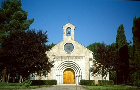 Compostilla: Kirche