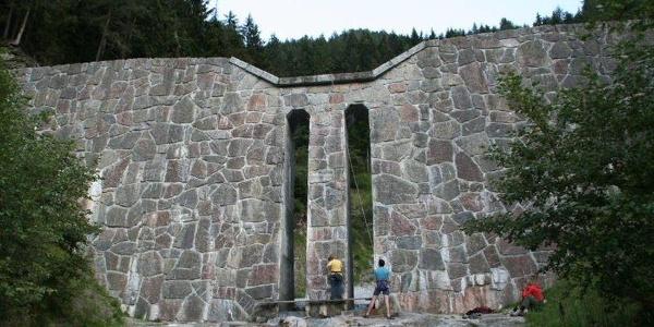 Kampler Staumauer
