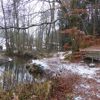 Höllbachtal - Naturschutzgebiet
