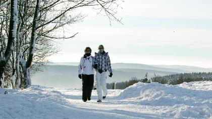 Winterwandern im Sauerland