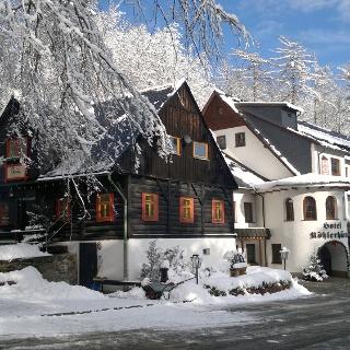 Köhlerhütte Waschleithe