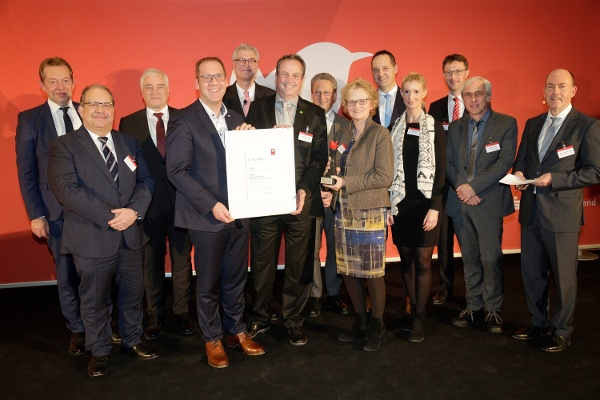Verleihung Tourismuspreis 2018