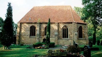 Wallfahrtskirche Bodstedt