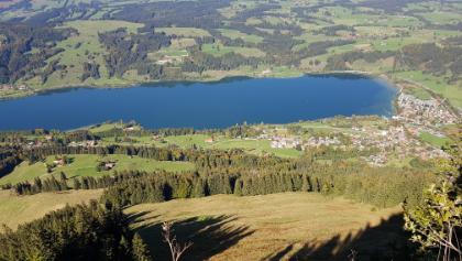 Foto von Wanderung: Tour 5: Übers Immenstädter Horn (1.489 m) – Die ganze Vielfalt des Naturparks • Allgäu (21.12.2018 11:28:11 #1)