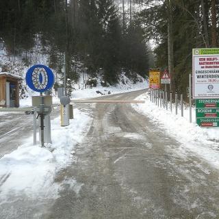 Mautstation Stoderzinken-Panoramastraße