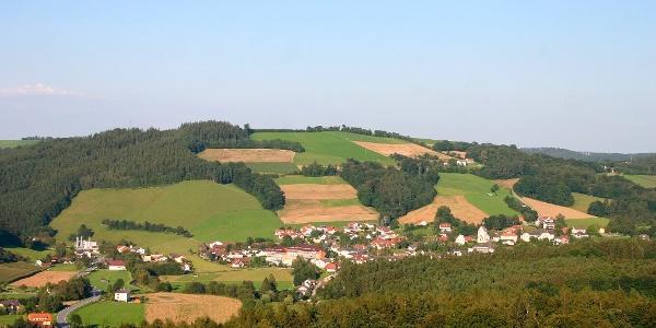 Bad Schönau in der Buckligen Welt (Copyright: Steindy)