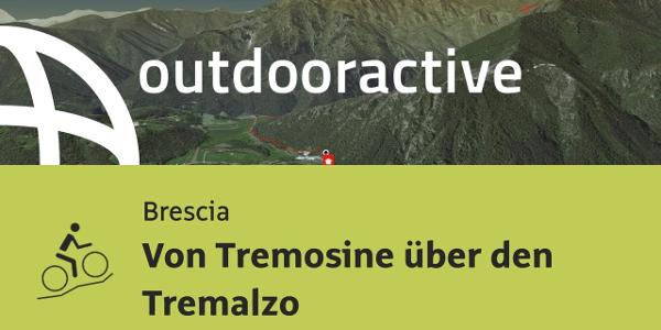 Mountainbike-tour in Brescia: Von Tremosine über den Tremalzo
