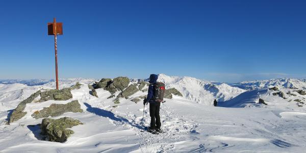 Gipfel der Torspitze