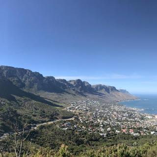 Camps bay view & 12 Apostles