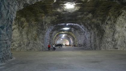 Târgu Ocna Salzbergwerk