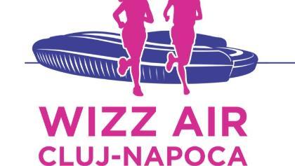 Logo Wizz Air Cluj-Napoca Marathon