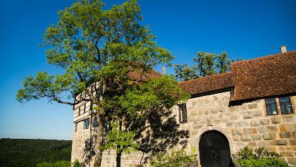 Burg Maienfels, Wüstenrot