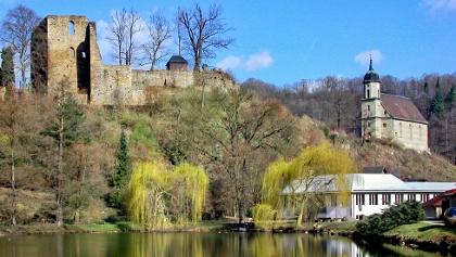 Burgruine und Bergkirche Tharandt