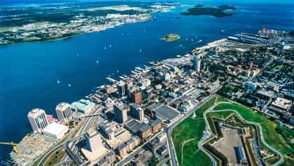 Downtown Halifax, Nova Scotia