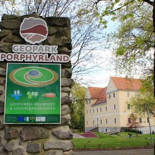 Geoportal Röcknitz mit Geoerlebnisgarten