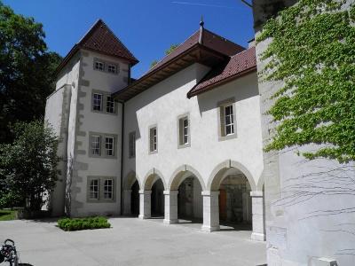 Pomier: ehemaliges Kartäuserkloster