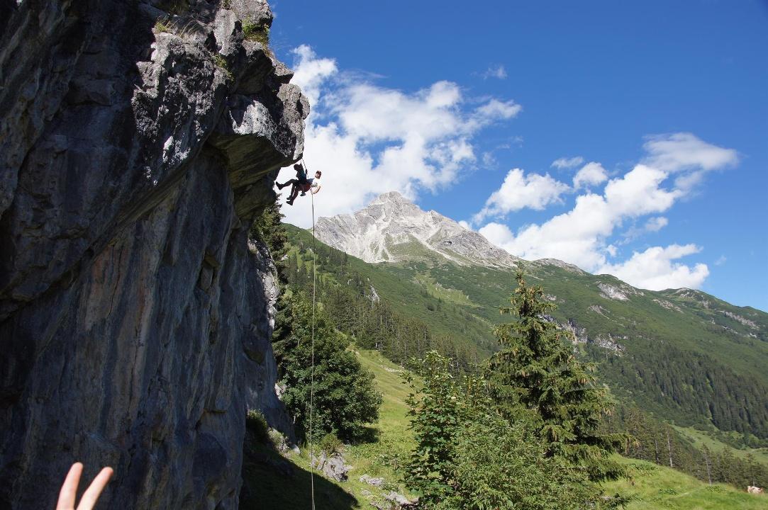 Klettersteigset Verleih : Klettersteigset verleih christian fritz urlaub in vorarlberg